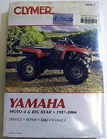 Motorcycle Manuals & Literature Service & Repair Manuals M490-3 ...