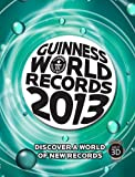 Guinness World Records 2013, Guinness World Records Editors, 1904994873