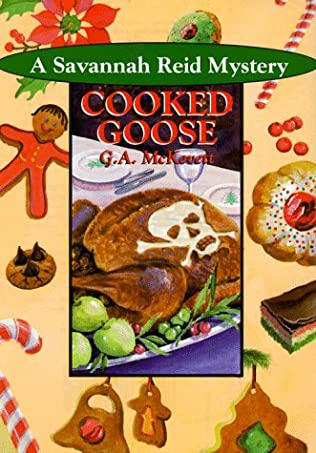 book cover of Cooked Goose