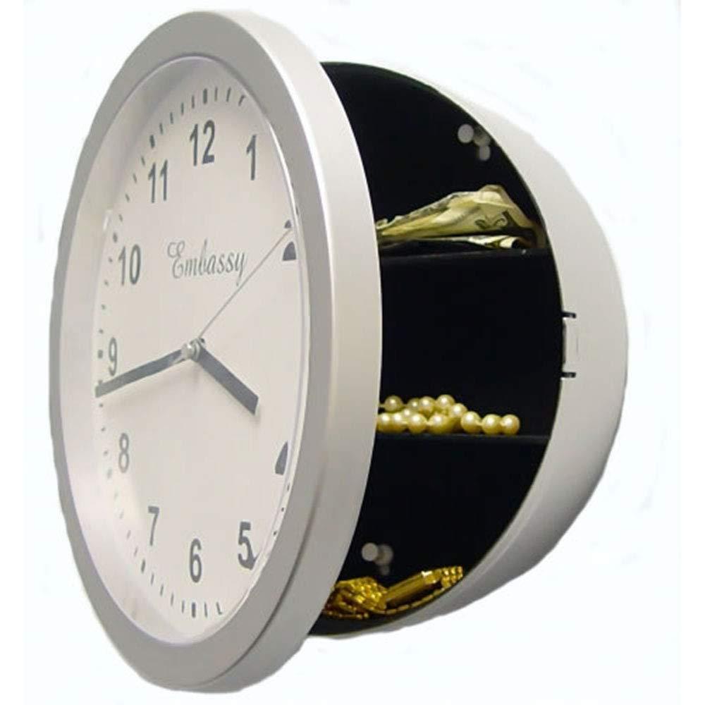 HANYF Reloj De Pared De Plástico, Original del Reloj De La Joyería ...