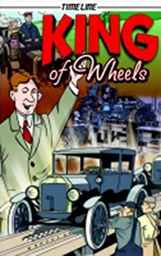 Download Steck-Vaughn Timeline Graphic Novels: Leveled Reader 6pk (Levels 7-8) King of Wheels PDF