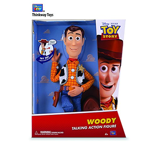 Disney Pixar TOY STORY – TALKING WOODY