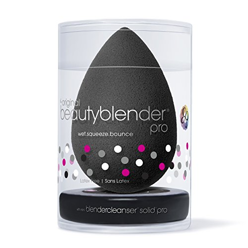 beautyblender pro with mini solid pro ki...