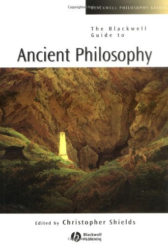 Download The Blackwell Guide to Ancient Philosophy (Blackwell Philosophy Guides) Pdf
