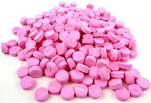 """NECCO Canada Wintergreen """"Pink"""" Mints, 2lb Bag"""