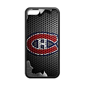 Icasepersonalized Personalized Protective,NHL Montreal Canadiens Custom Cases For Iphone 6 Plus 5.5 inch Cover