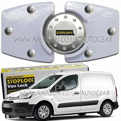 Citroen Berlingo Stoplock Blanco Alta Seguridad Anti Robo de van ...