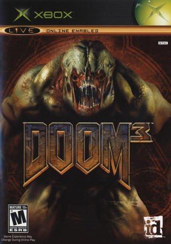 Doom 3 (輸入版:北米): Amazon.es: Videojuegos