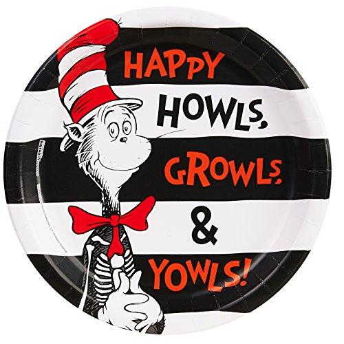 BirthdayExpress Dr Seuss Halloween Party Supplies - 9