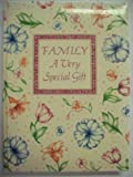 Family...a Very Special Gift, Jane P. Resnick, 0837818257