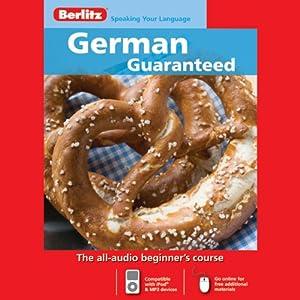 German Guaranteed Audiobook