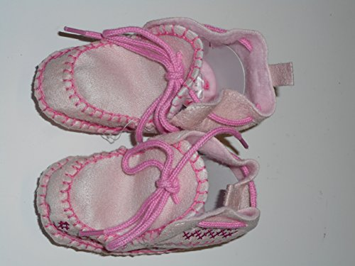 Baby Girl Shoes Pink – Größe 2 (6/12 Monate)