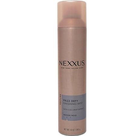 Nexxus Spray Frizz Defy 10 Ounce Finishing Mist 295ml 2 Pack