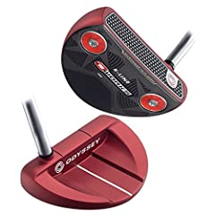 Golf Digest 2017 Hot List Gold Medal Winner! The O-Works R-Line Putter is a mid-sized mallet with a high contrast Versa alignment, Microhinge Face Insert, sole weighting, and a Superstroke grip.LIE ANGLE 70HEAD WEIGHT 350GLOFT 3OFFSET HALF SH...