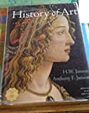 History of Art, Janson, Anthony F., 0131826239