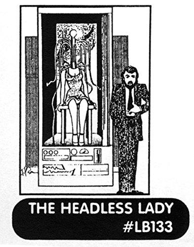 [Headless Lady Illusion Plans] (Headless Woman Halloween Costume)