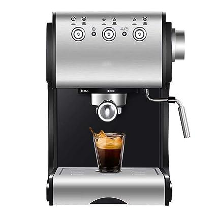 WY-coffee maker Máquina de café, Vapor Comercial y Comercial, Control de Temperatura