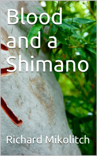 Blood and a Shimano