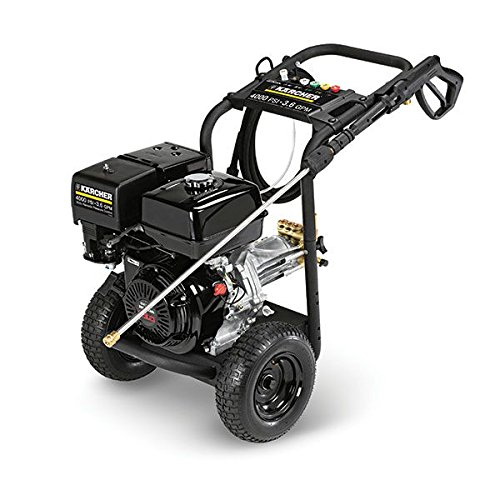 Karcher HD 2.5/30 CH Cold Water Pressure Washer, Gas Powe...