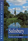 Salisbury: History and Guide 0750901888 Book Cover