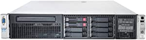 "HP ProLiant DL380e Gen8 2U RackMount 64-bit Server, 2X 4-Core E5-2403 Xeon 1.8GHz CPUs, 32GB RAM, 2X 300GB 2.5"" SFF HDD, P420i RAID, 4X GigaBit NIC, 2X Power Supplies, No OS (Renewed)"