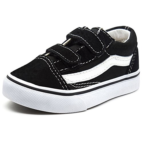 a87683628 Baone Tommy Toddler Shoes for Boys Girls Fashion Velcro Sneakers Unisex  Babys Canvas Shoes Slip on