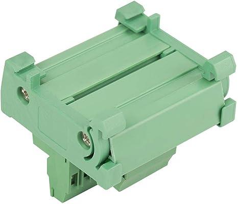 Modulplatine 2 In 8 Polige Modul Breakout Platine Din Schienen Und Schalttafelmontage Power Distribution Baumarkt