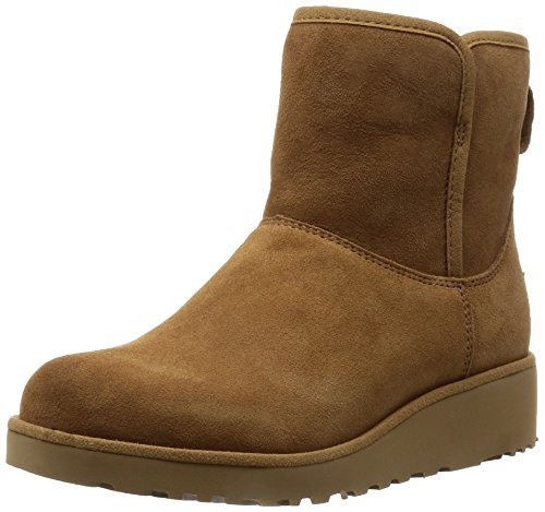 UGG Women's Kristin Winter Boot, Chestnut, 8 B US - Ugg Boots Wedges Women