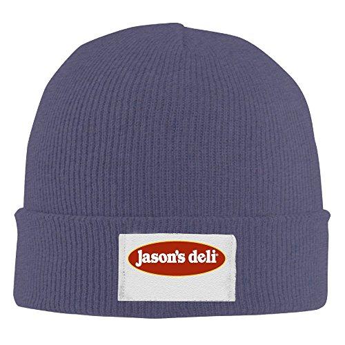 Ski Warm Cap Jasons Deli Logo Beanie Hats