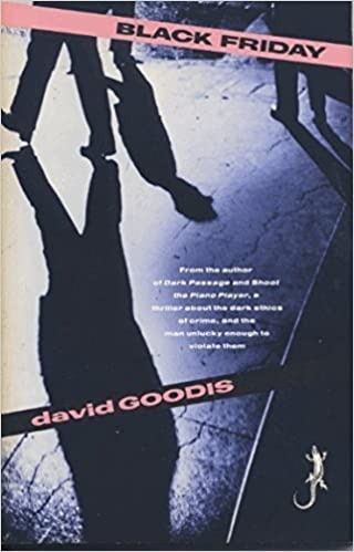 Amazon Fr Black Friday By David Goodis 1990 10 03