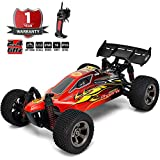 GPTOYS S915 RC Car 18+Mph 2.4Ghz Remote Control Car 1:12 Scale 2WD Waterproof Off-Road Monster Truck-Best Gift for Kids and Adults