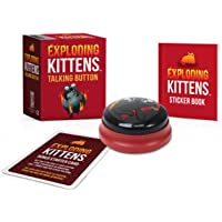 Exploding Kittens: Talking Button