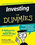 Investing for Dummies, Eric Tyson, 0764599127