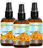 CARROT SEED OIL 100 % Natural Cold Pressed Carrier