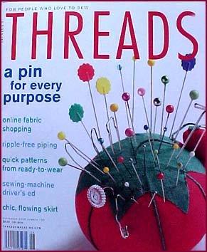 Threads Magazine August/September 2005