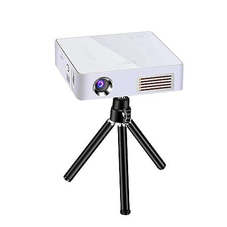 NCBH Proyector portátil WiFi, Home Office 1080P Teléfono ...