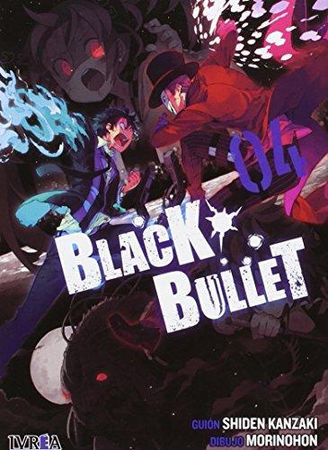 Descargar Libro Black Bullet 04 Shiden Kanzaki