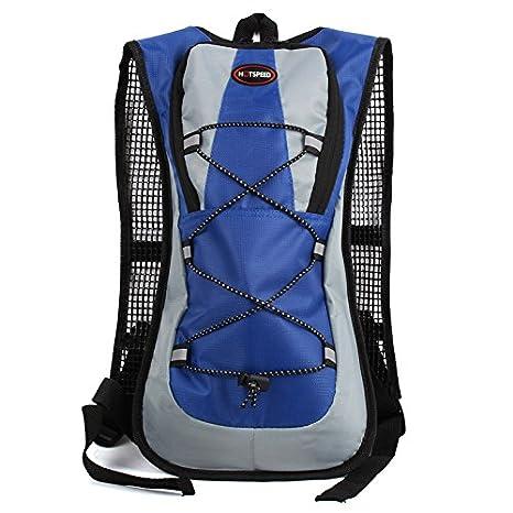 39800dea3877 Amazon.com : Outdoor Sports Cycling Water Bag Bicycle Bag Hiking ...
