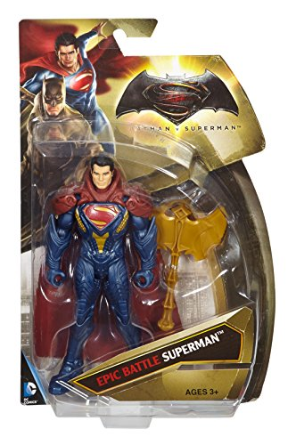 Superman Products : Batman v Superman: Dawn of Justice Epic Battle Superman 6