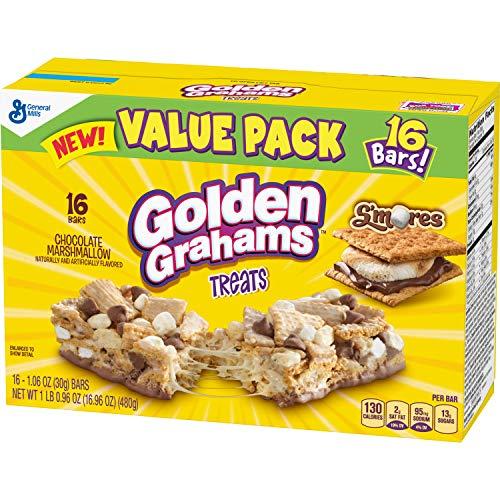 crunc golden grahams treats - 500×500