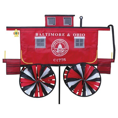 B&O Caboose Spinner