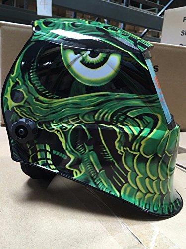 USA seller: FFF Auto Darkening Solar Powered Welders Welding/Grinding Filter Mask Helmet Hood by ProlinePI