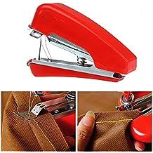 Arts, Crafts & Sewing - Honana Wx-T32 Portable Hand-Held Mini Sewing Machine Clothes Fabric Pocket For Diy Needlework Cordless - 1PCs