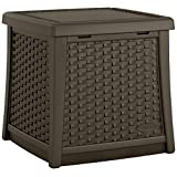 Suncast ELEMENTS® End Table with Storage Java