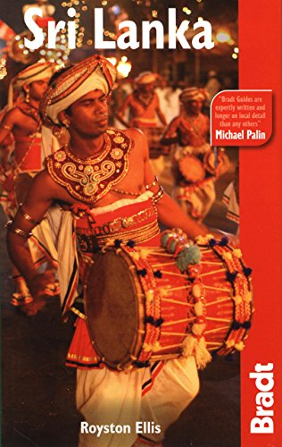 Sri Lanka, 3rd (Bradt Travel Guide)