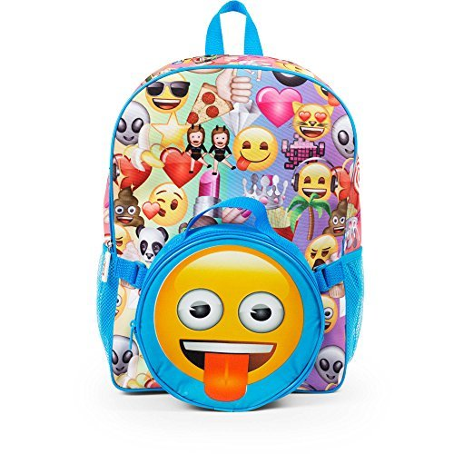 School Backpack. This Emojitastic Rucksack 16