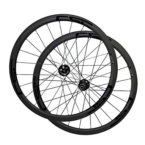 - Onlycarbon 700C 15mm /12X142mm Rear Thru Axle Disc Brake hub 38mm Tubeless Suitable for Carbon Bike Wheels Cyclocross Wheelset (23)