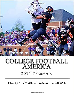 College Football America Yearbook 2015
