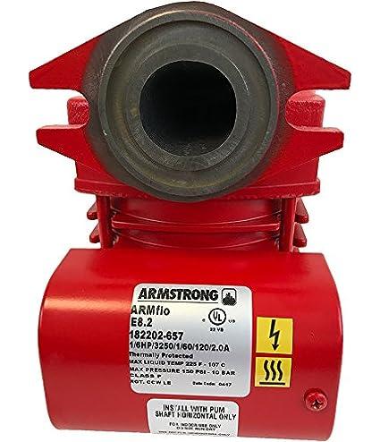 Armstrong 182202-657 1/6 Horsepower Armflo E8 Close-Coupled