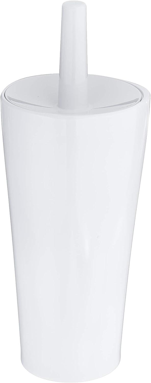 Basics Scopino per water e supporto Smooth White Bianco